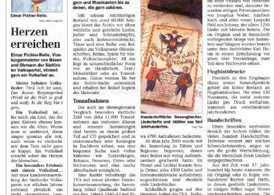 Festschrift 100 Jahre Tiroler Volksliedarchiv - Seite 6