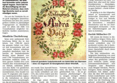 Festschrift 100 Jahre Tiroler Volksliedarchiv - Seite 8