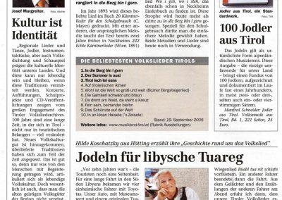 Festschrift 100 Jahre Tiroler Volksliedarchiv - Seite 10