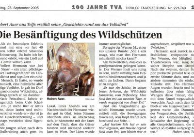 Festschrift 100 Jahre Tiroler Volksliedarchiv - Seite 11