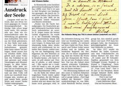 Festschrift 100 Jahre Tiroler Volksliedarchiv - Seite 12