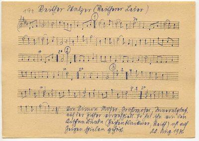 Reither Walzer (Reitherer Leier)