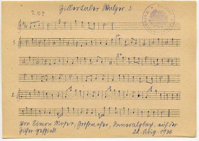 Zillertaler Walzer (2)